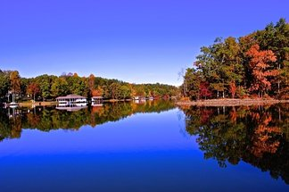 Lake Anna autumn photo